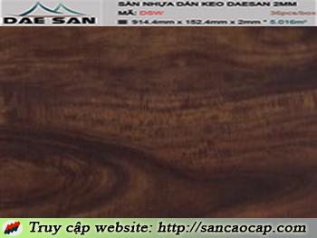 Sàn nhựa Daesan DSW418