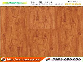 Sàn nhựa Railflex hèm khóa RF504