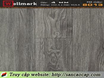 Sàn nhựa Wellmark 8013