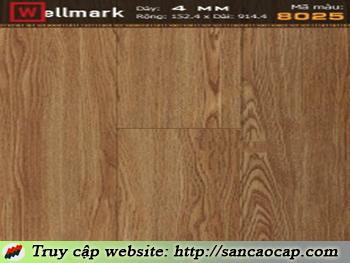Sàn nhựa Wellmark 8025