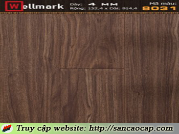 Sàn nhựa Wellmark 8031