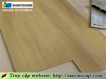 Sàn nhựa Sunyoung SAW6001