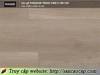 Sàn gỗ công nghiệp Parador 1601103