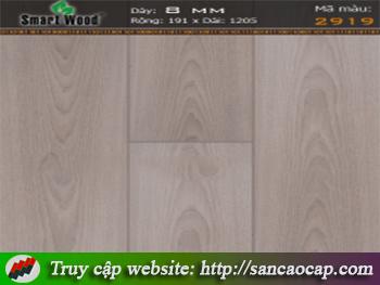 Sàn gỗ Smartwodd 2919