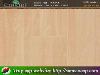 Sàn gỗ Smartwodd 2949