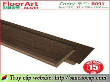 Sàn gỗ FloorArt R091