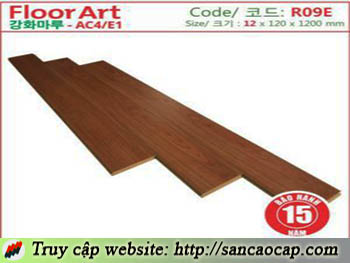 Sàn gỗ FloorArt R09E
